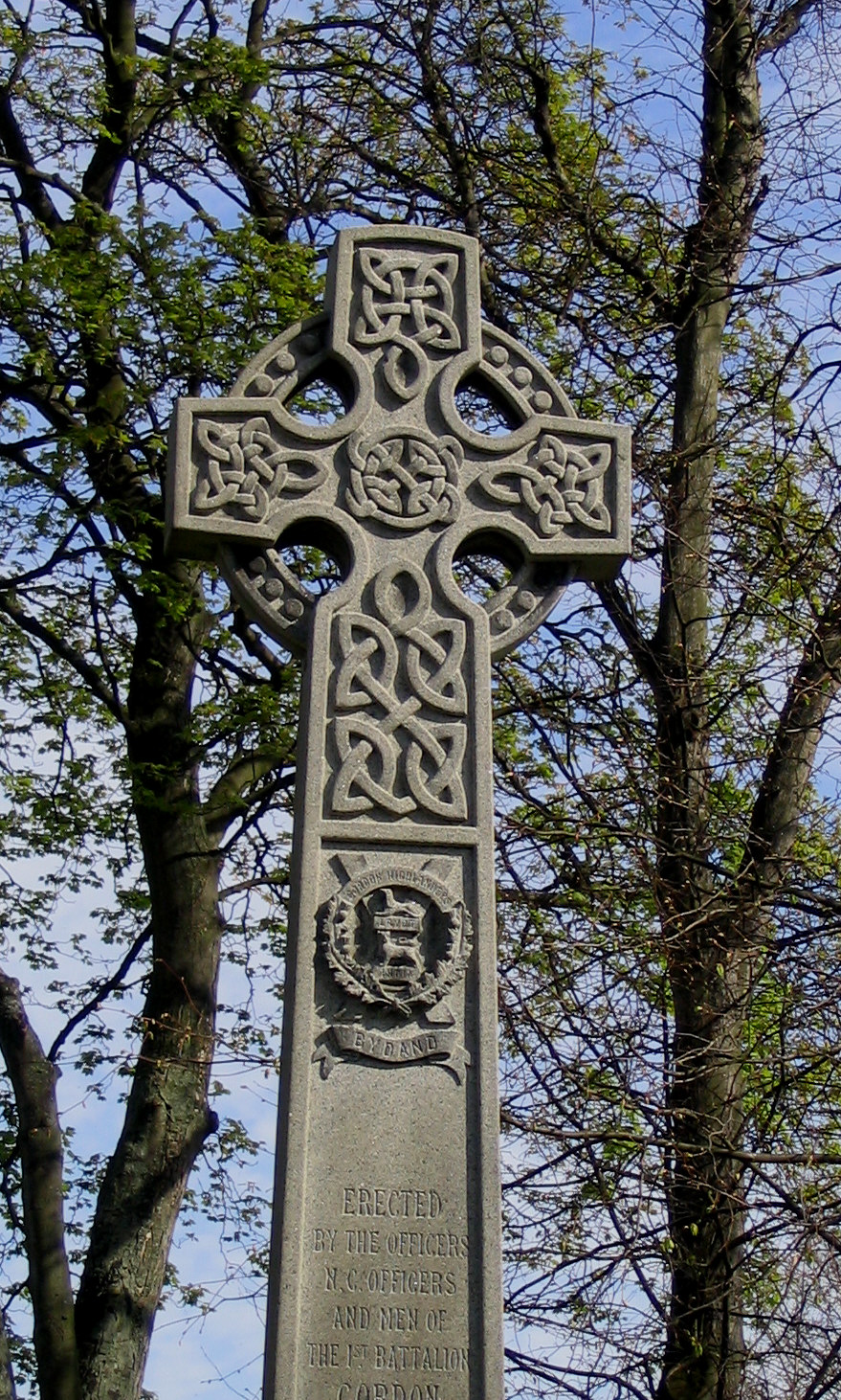 Celtic Cross Aberdeen
