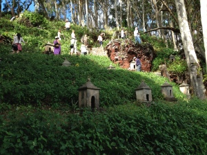 Lawai pilgrimage to 88 shrines