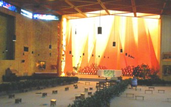 Taize church web