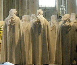 Vezelay nuns web